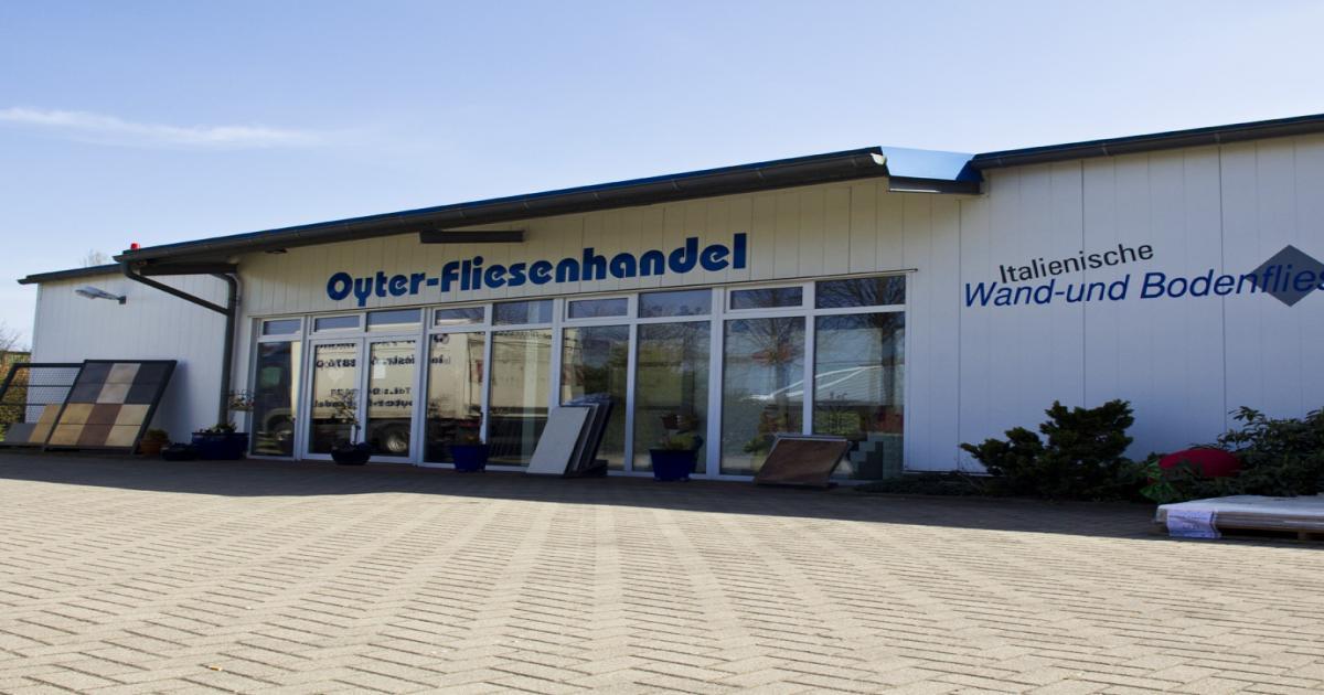 Fliesenhandel  deinOyten.de - Oyter - Fliesenhandel - Baustoffe - Oyten
