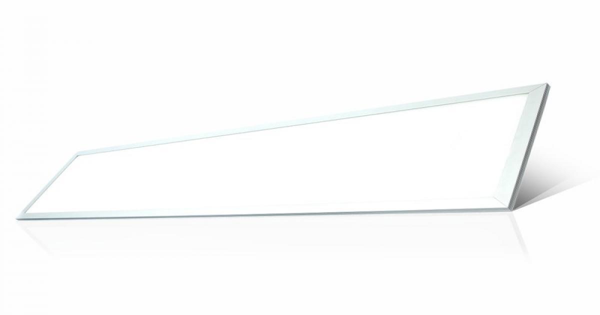 led panel 120cm x 30cm plutos 45w 3600lm neutralwei 4500k ersetzt 150w. Black Bedroom Furniture Sets. Home Design Ideas