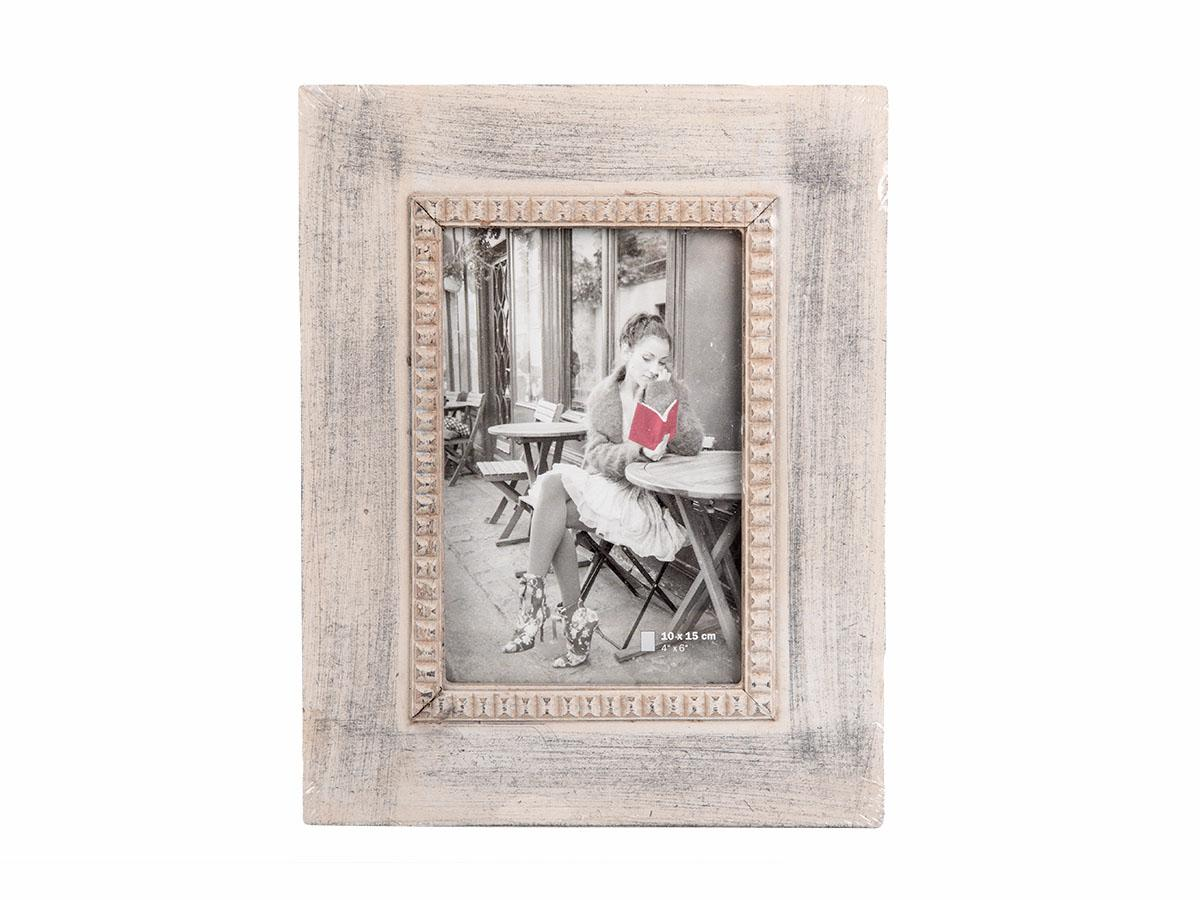 deinOyten.de - Holz Bilderrahmen - Vintage-Look in 10 x 15 cm ...
