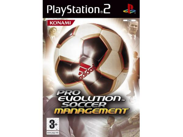Pro Evolution Soccer Management  Ps2  von Doppy Onlineshop