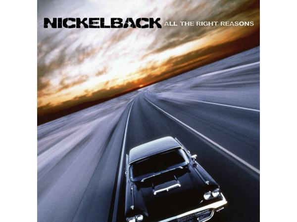 Nickelback All The Right Reasons  von Doppy Onlineshop