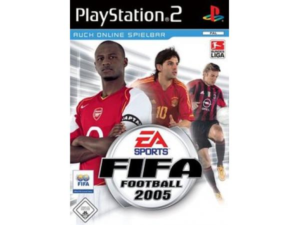 FIFA Football 2005  von Doppy Onlineshop