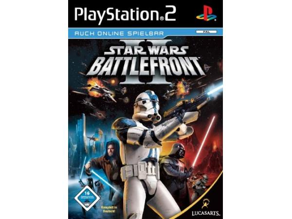 Star Wars Battlefront 2 Ps2 von Doppy Onlineshop