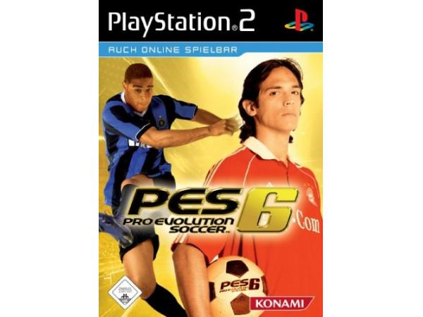 Pro Evolution Soccer 6 Ps2 von Doppy Onlineshop