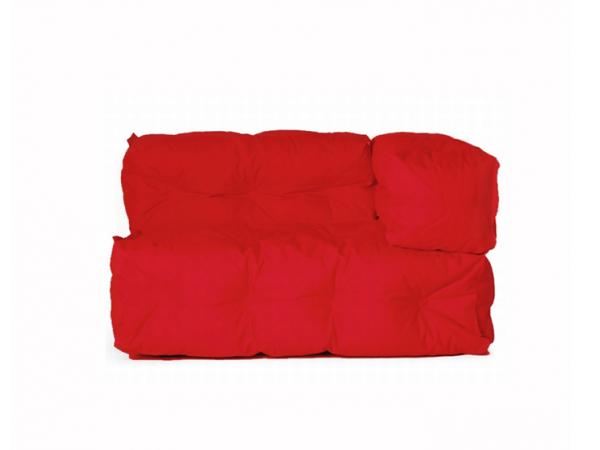 Couch II Outdoorsofa,  Armlehne links von Stilbegeistert