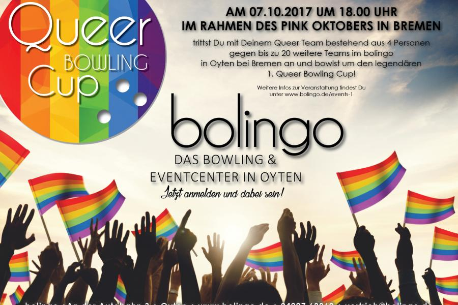 der 1. Queer Bowling Cup